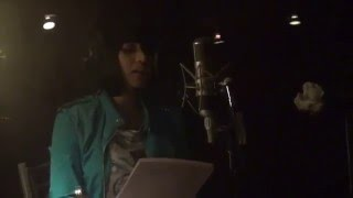 Madonna and Nicki Minaj recording MDNA