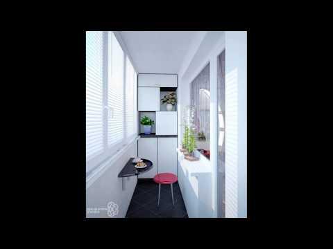 Выбери дизайн лоджии или балкона