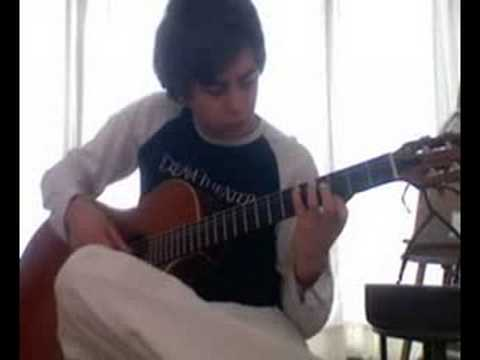 Iron Maiden Wasted Years acoustic