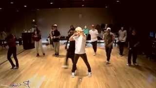 Repeat youtube video Big Bang - Fantastic Baby mirrored Dance Practice