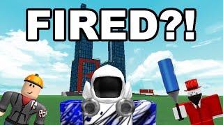 """ROBLOX - """"If Shedletsky Got Fired"""""""