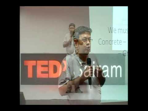 Inventing Solutions for the Social & Engineering Problems: Badri Seshadri at TEDxSairam