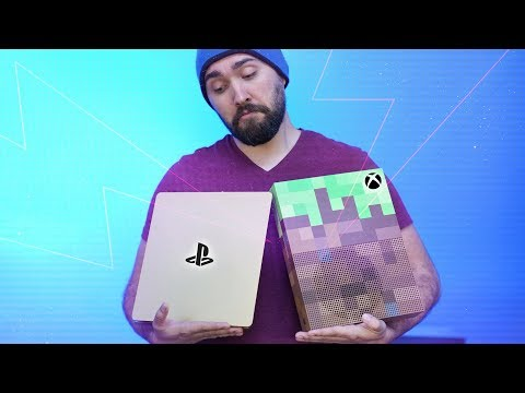 PS4 Slim or Xbox One S in 2018? thumbnail