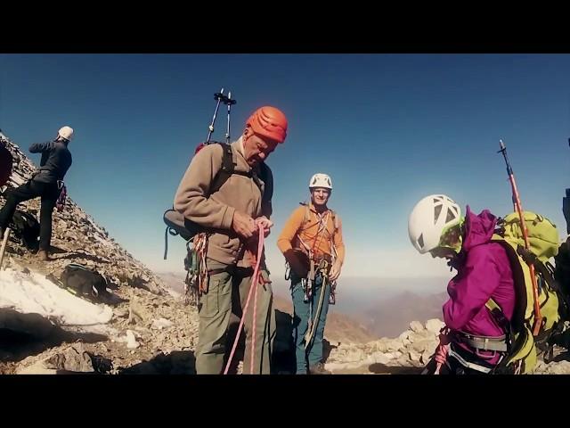 Club Alpin de Pau - Arete des 3 conseillers