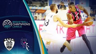 PAOK v Telekom Baskets Bonn - Highlights - Basketball Champions League 2018-19