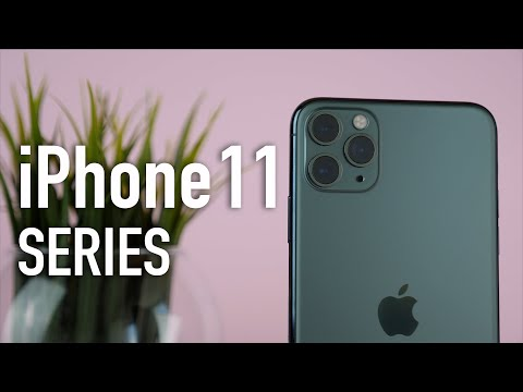 Обзор IPhone 11, IPhone 11 Pro Max. Лучший смартфон в 2019