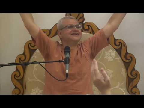 Бхагавад Гита 18.65 - Ангира Муни прабху