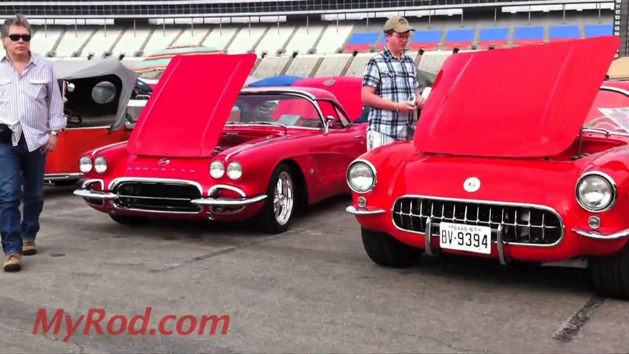 GoodGuys Car Show Spring At Texas Motor Speedway MyRodcom - Texas motor speedway car show