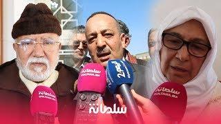 وزير الاتصال وزوجة عزيز موهوب يترحمان على روحه وفنانون مغاربة