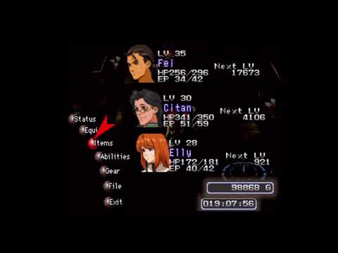 Let's Play Xenogears #040 - Factory Settings