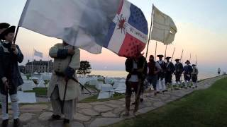 2015 French and Indian War, British Siege at Fort Niagara July 1759