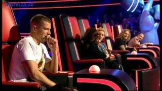 Hlas Česko Slovenska - Veronika Bílková - Birdy - People Help the People