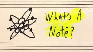 Building Blocks: What's A Note?