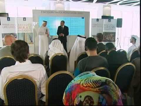 UAE hosts Ericsson Truck Roadshow - DUBAI TV