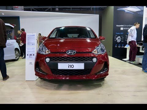 NEW 2019 Hyundai i10 Exterior Interior