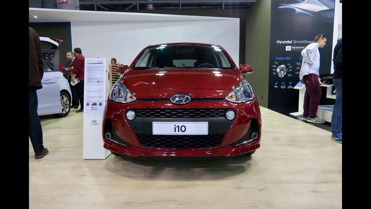 Hyundai Derniers Modèles >> New 2019 Hyundai I10 Exterior Interior