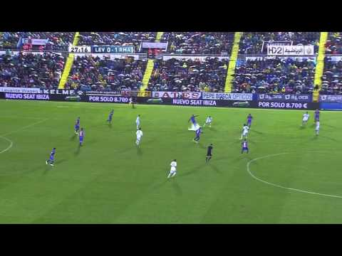 La Liga 11 11 2012 - Levante vs Real Madrid - HD - Full Match - 1ST