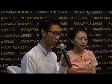 """PTS 7 """"Finding your place in developing Myanmar"""" 2017"""