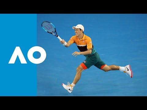 Pablo Carreno Busta V Kei Nishikori Fourth Set Highlights (4R) | Australian Open 2019