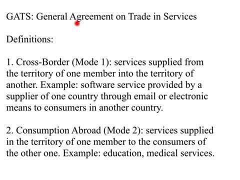 World Trade Organization - 2