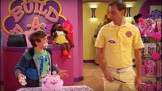 Крэш и Бернштейн - Сезон 1 серия 01 - Рождение Крэша | подростковый Сериал Disney