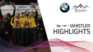 Germany II come out on top in Team Event | IBSF Official