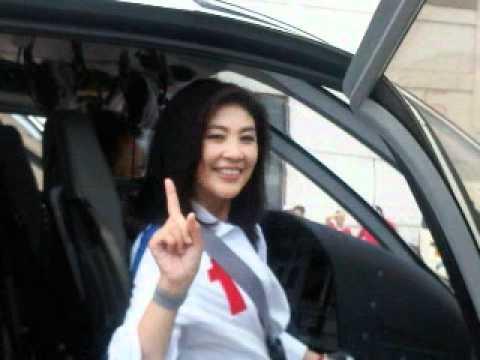 Yingluck Shinawatra No 1