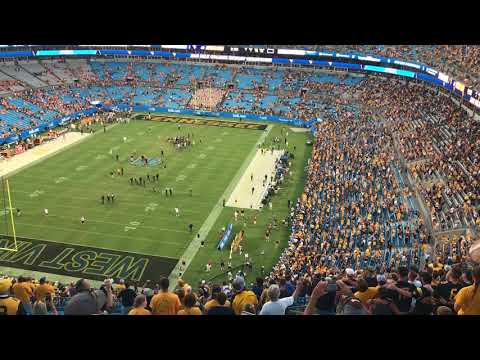 Take Me Home Country Roads-West Virginia vs Tennessee-9/1/18