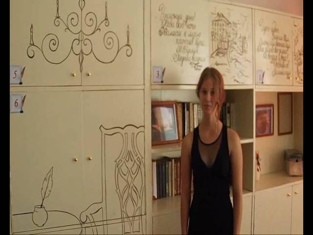 Виктория Блинова читает произведение «Призраки» (Бунин Иван Алексеевич)