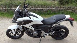 Honda NC700X 2012 Videos
