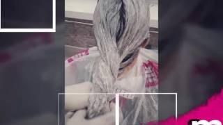 2m Kuaför Antalya - renk değişimi balyaj uygulaması