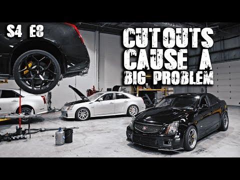 Cutouts Cause a Big Problem on a CTS-V | RPM S4 E8