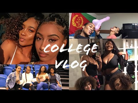 COLLEGE VLOG 2017 | Finessing Stanford Sugar Daddys ?!?! PARTIES
