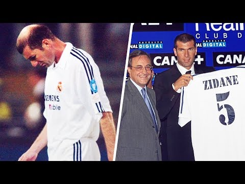 The reason why Zidane wanted to end his career after joining Real Madrid | Oh My Goal