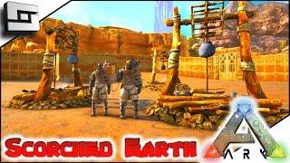 MODDED ARK: Scorched Earth - IT BEGINS! E1 ( Ark Survival Evolved Gameplay )