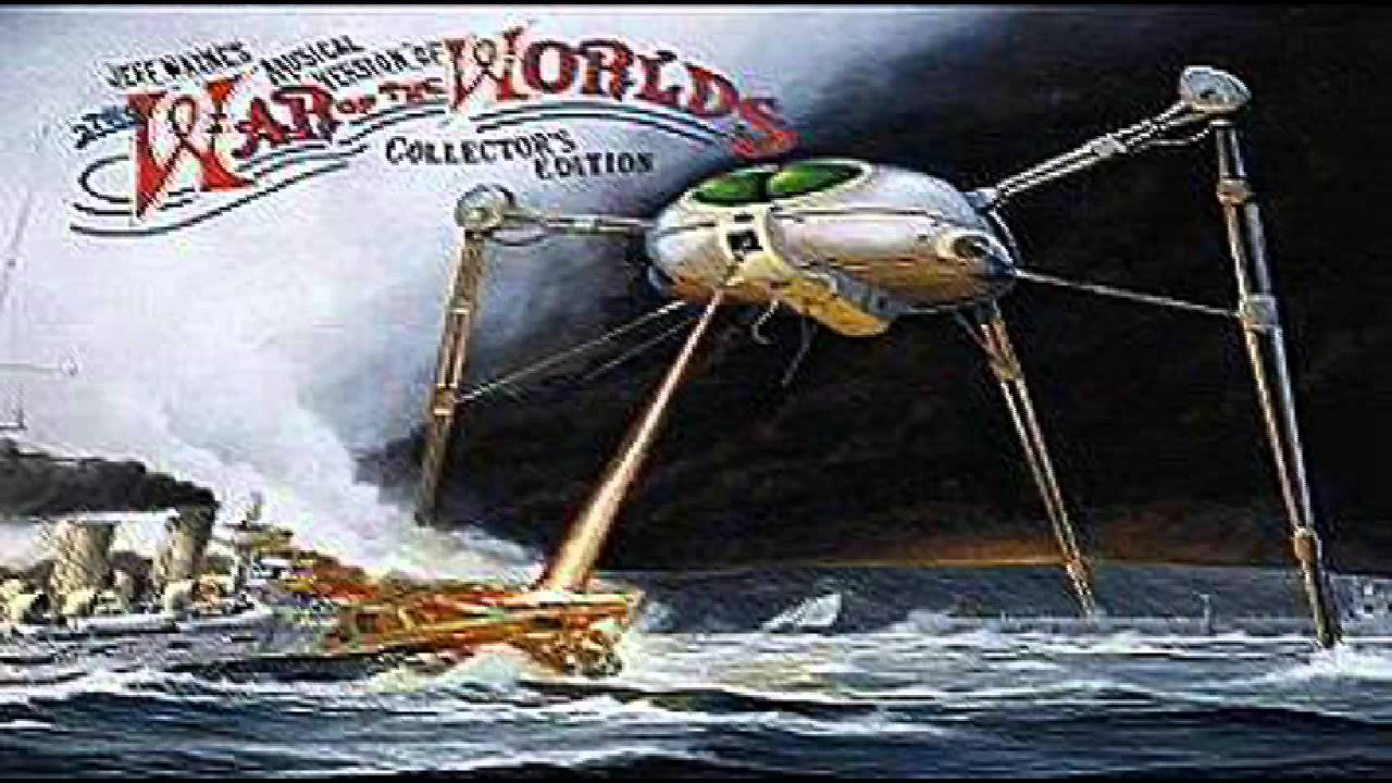 Eve Of The War (War Of The Worlds)