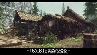 TES V - Skyrim Mods: JK's Riverwood