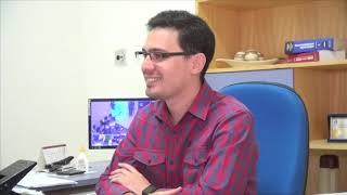 Morada Nova Pabline Siqueira superintendente do SAAE anuncia a nova estrutura do SAAE.
