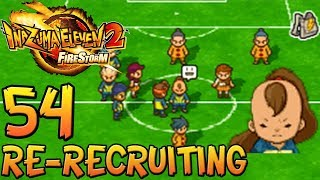 Let's Play Inazuma Eleven 2: Firestorm - Part 54 - Re-Recruiting Raimon Players