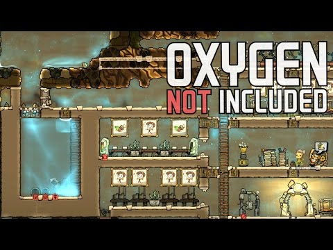 Oxygen Not Included - Ep. 4 - Clean Water Storage! - Let's Play Oxygen Not Included Gameplay