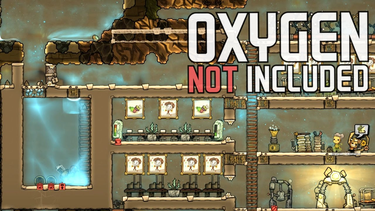 Oxygen Not Included Ep 4 Clean Water Storage Let S