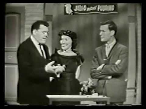 Do You Trust Your Wife (Johnny Carson 1958 game show) Part ...