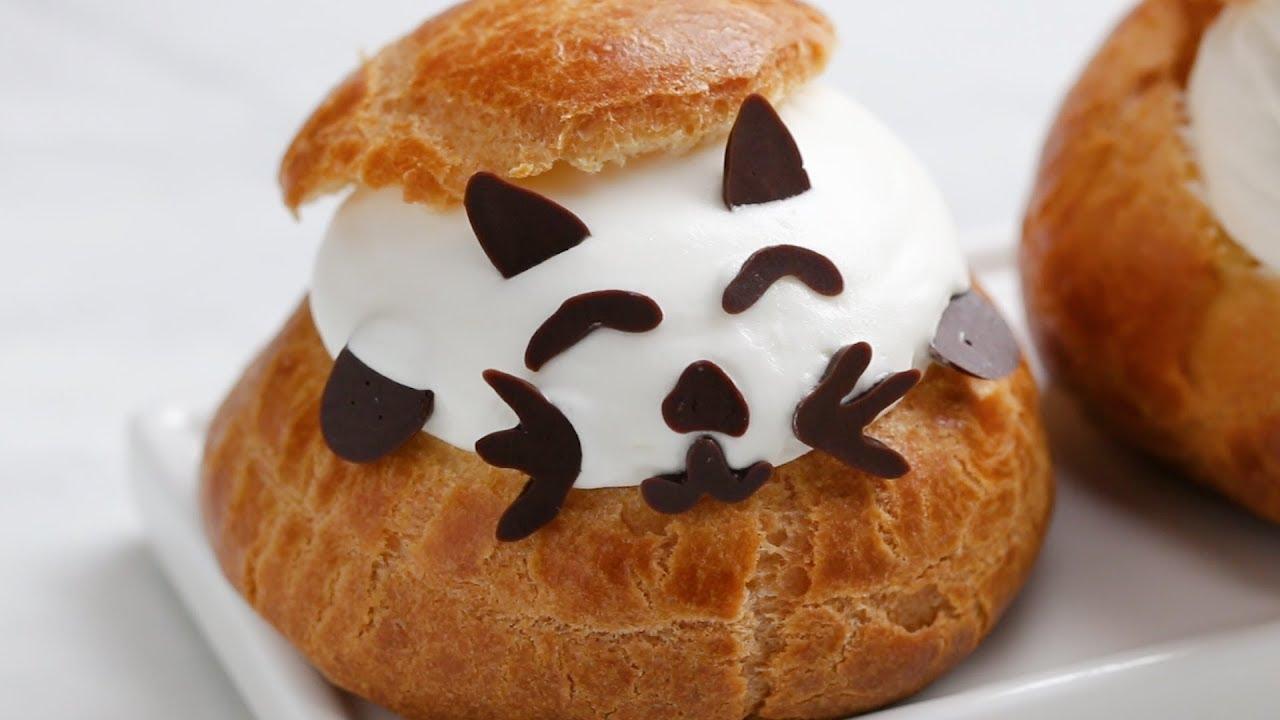 Cute Cream Puffs