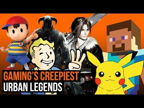 Gaming's creepiest urban legends