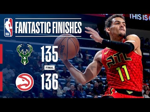 Trae Young WINS It for the Hawks | March 31, 2019 thumbnail