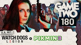 Watch Dogs: Legion, Pikmin 3, Dark Pictures: Little Hope | Game Two #180