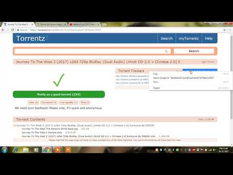 how to download torrent file from torrentz2