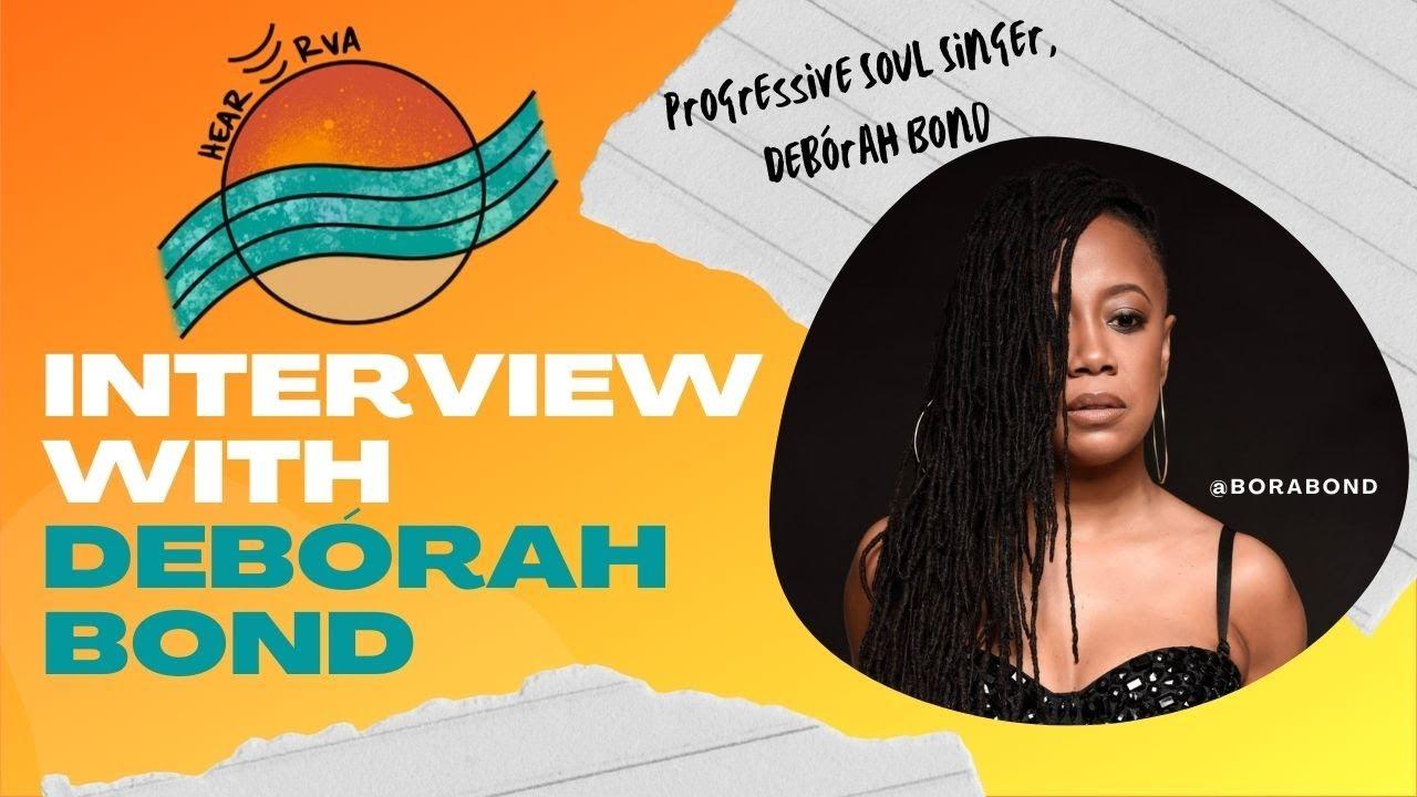 Interview: Debórah Bond, Progressive Soul-Singer