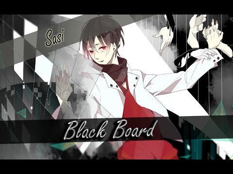 ✿[Sasi] ~ Black Board ✿