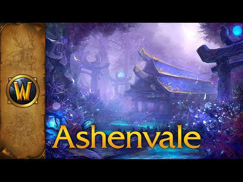 World of Warcraft - Music & Ambience - Ashenvale